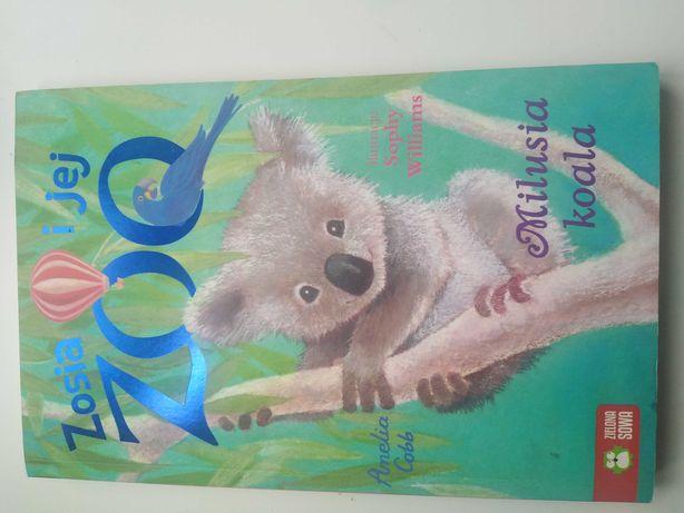 Książka Milusia koala
