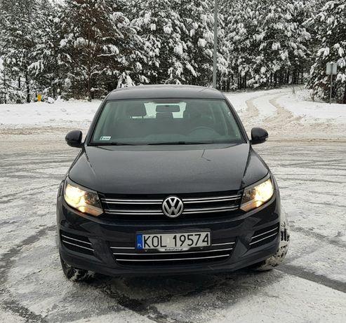 Volkswagen Tiguan 2.0 napęd 4x4