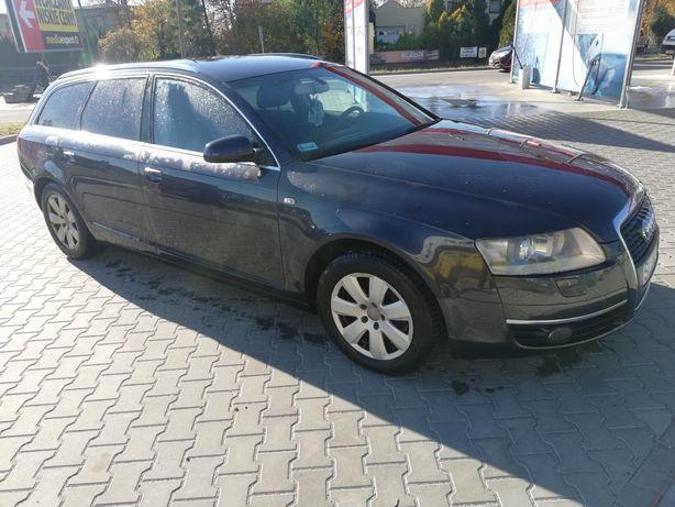 Samochód Audi a6 c6 naigacja xenony