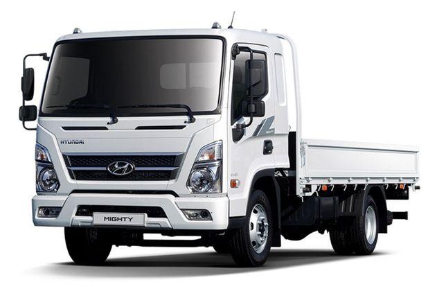 Лизинг Новый грузовик HYUNDAI EX8