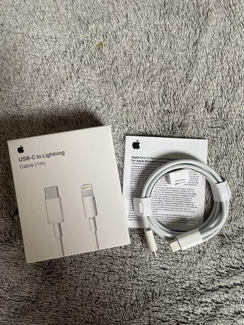 Nowy ! Kabel LIGHTNING USB-C iPhone 12 11 X XS XR