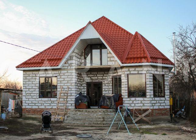 Продам добротный теплый дом в Харькове