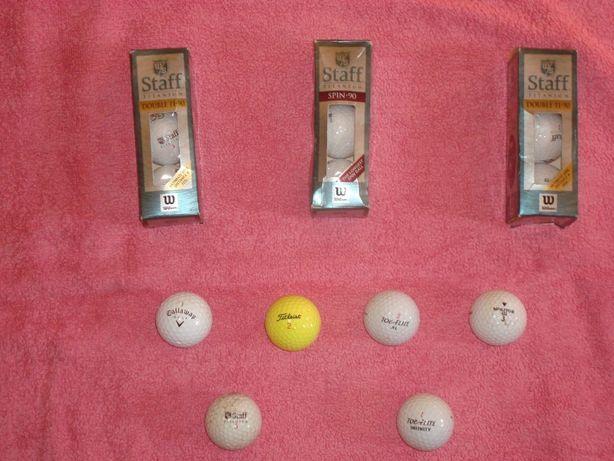 Bolas de golfe wilson completamente novas