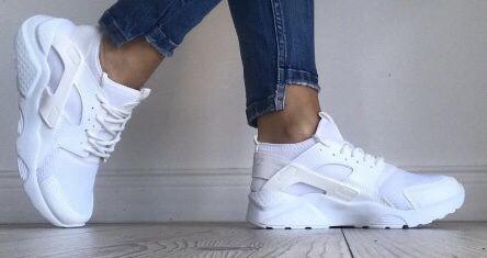 Nike Huarache. Rozmiar 39. Białe. PROMOCJA! NOWE