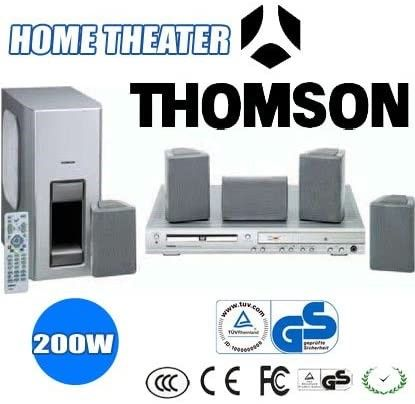 Kino domowe Thomson DPL909VD