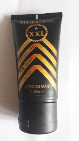 "Гель для мужчин ""Titan XXL"" strong gel"
