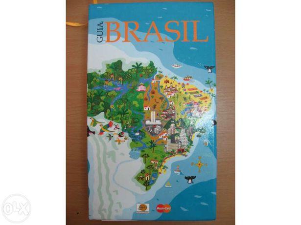 Livro guia turistico do brasil