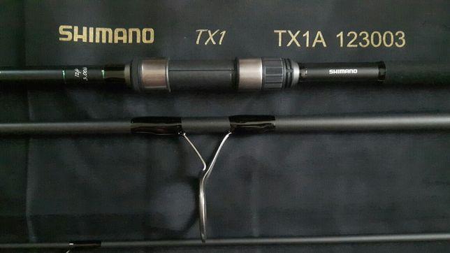 Wędka Shimano Carp Tribal TX-1A 365cm 3.00 lbs 3-częściowa