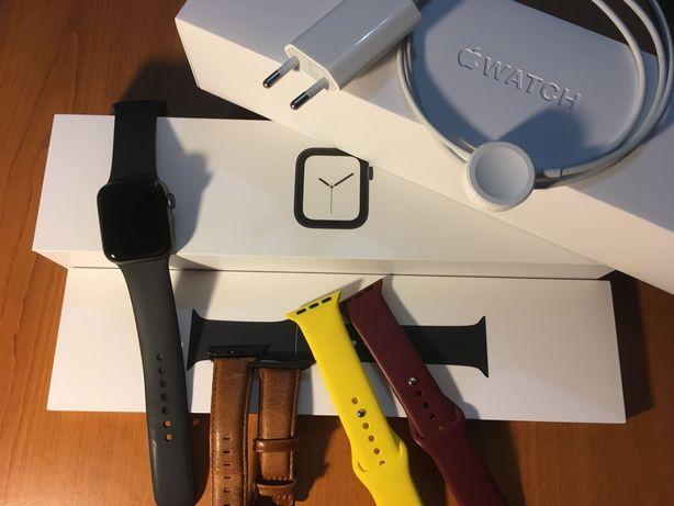 Apple Watch Series 4 40mm preto Excelente estado