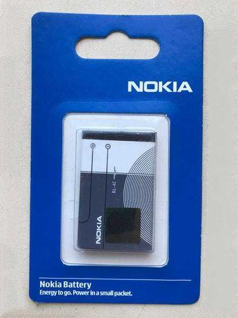 Аккумулятор BL-4C Nokia 1661 2650 6100 6101 6131 6300 6700  7610  X2