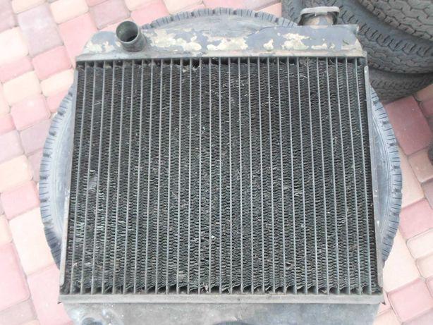 продаю радиатор охлаждения москвич 412, 2140,408