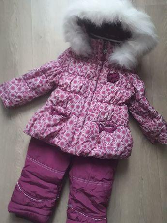 Зимний костюм kiko на пуху 1,5-2,5 года kiko milano
