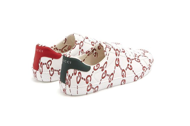 """Gucci """"GG monogram"""" sneakers ( Fendi, Prada,)"""