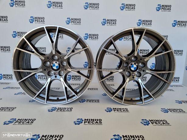 "Jantes BMW M5 (G30) Competition em 19"" GunMetal"