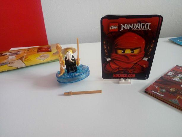 Lego Ninjago Sensei Wu zestawy do gry w karty
