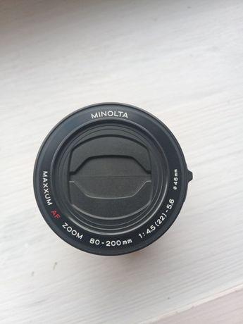 Об'єктив Minolta 80-200mm