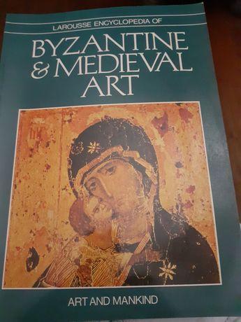 Byzantine & Medieval Art - Larrousse Encyclopedia -Art and Mankind