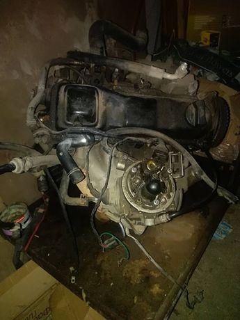 Цену снижено!!!продам двигатель на siat inko 1,6 бензин