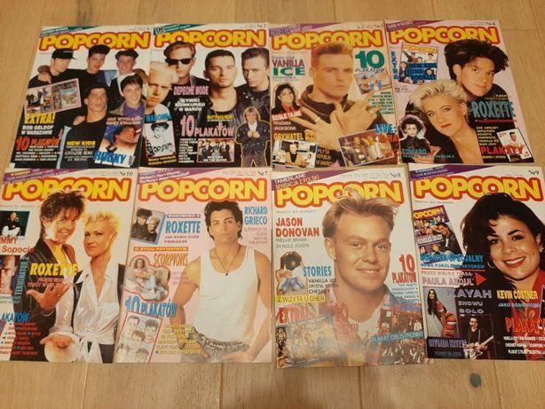 Popcorn - Rocznik 1990-92 - Super stany