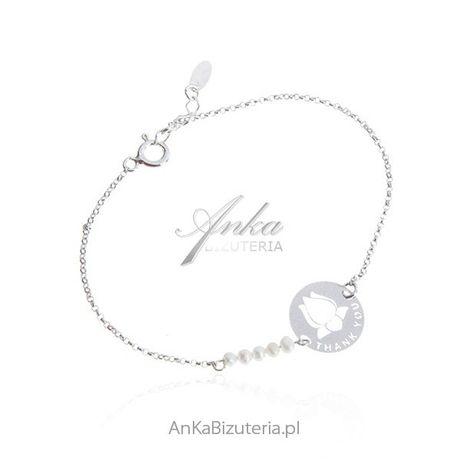 ankabizuteria.pl biżuteria cat&cat Naszyjnik srebrny pozłacany z krzyż