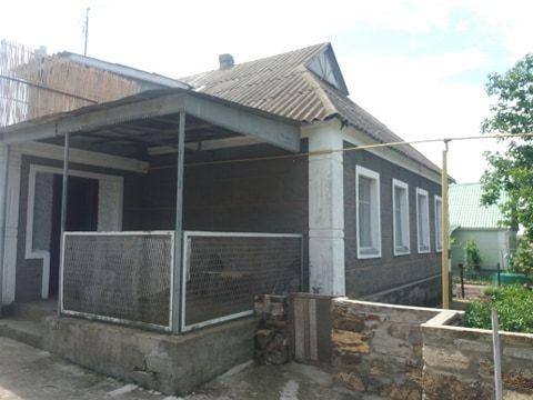 Обменяю дом в Николаевской области в с.Терноватое на 1 к.кв
