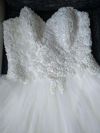 Suknia ślubna okazja 400zl