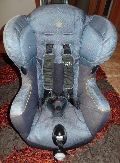Cadeira auto dos 9 aos 18Kg