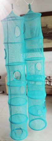 Półki / siatki / pojemniki na zabawki IKEA