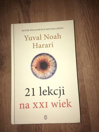 21 lekcji na XXI wiek Yuval Noah Harari