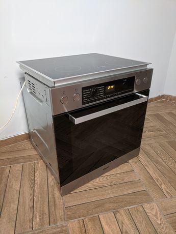 Духова шафа з варочною поверхнею Miele H5240E в ідеальному стані
