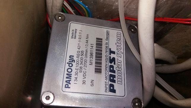 Serwomotor bldc PAPST PAMODYN I 34.30-E 1000 Reg 42/1