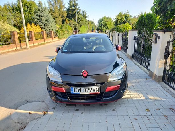 Renault Megane Krzyków