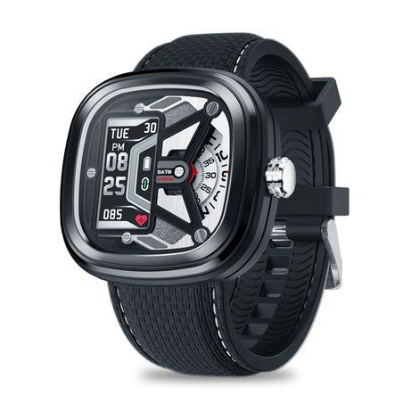 Гибридные смарт часы Zeblaze Hybrid 2 с функцией пульсометра, танометр