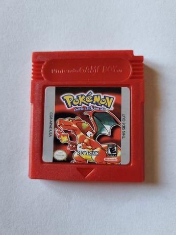 Jogo pokemon red - GBA - Gameboy - Game Boy