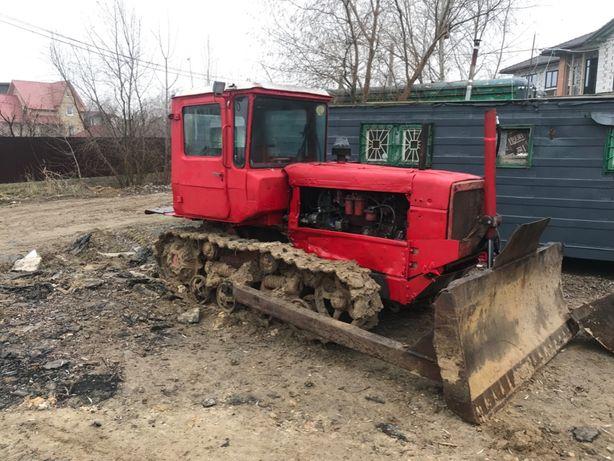 Бульдозер ДТ-75 Продажа (т-130)