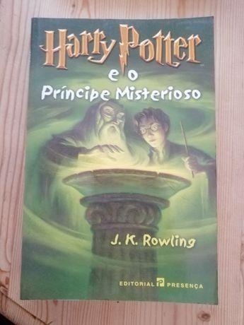 HARRY POTTER, e o príncipe misterioso, 1a edição