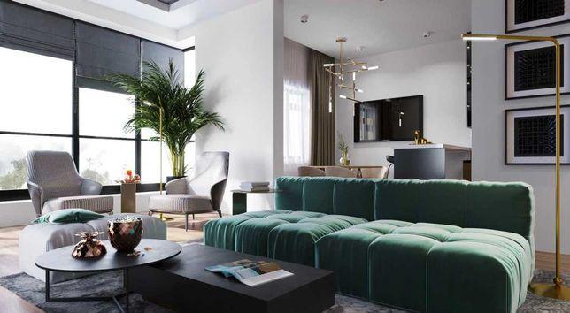 Продажа квартиры 110м2 в ЖК RiverStone (РиверСтоун)