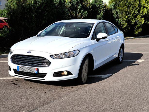 Ford Mondeo 2015 rok.  1.5 tdci Sedan 120km piekny biały, idealny stan