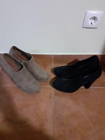 Sapatos como novos n40