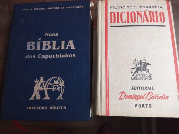 Bíblia + Dicionário