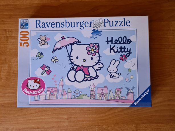 Puzzle Hello Kitty 500el Ravensburger