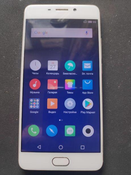 Meizu M6 Note 3/32 Snapdragon 625 + Чехол + з/у.