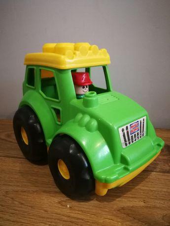 Трактор з водієм Мегаблокс, megabloks