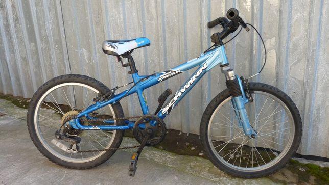 Детский горный велосипед schwinn mesa 20