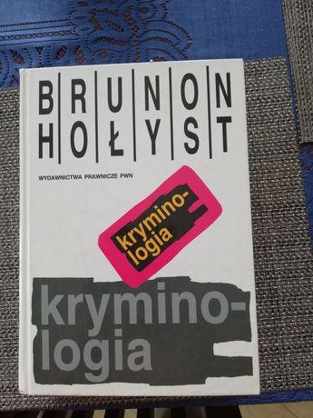 Brunon Hołyst Kryminologia