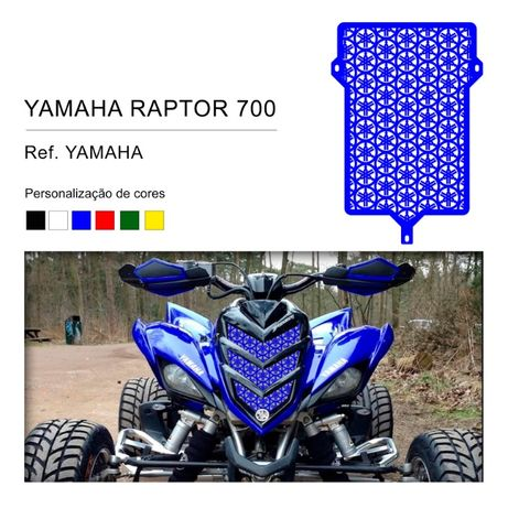 Yamaha Raptor 700 - Grelha de Radiador