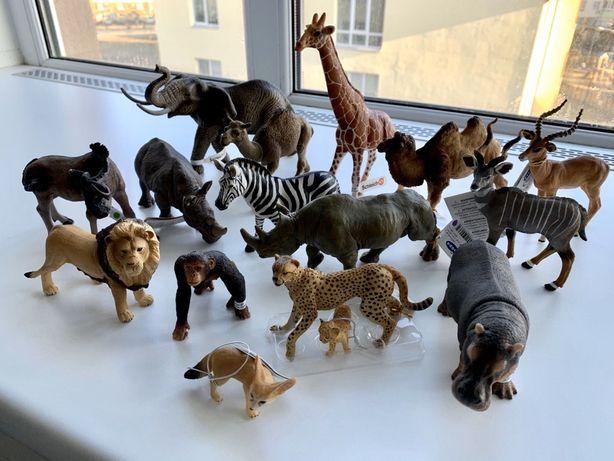Африканские животные Schleich (шляйх) PAPO Safari Ltd