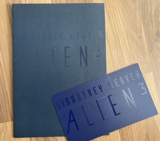 Alien 3 - synops + bilet na premierowy pokaz filmu