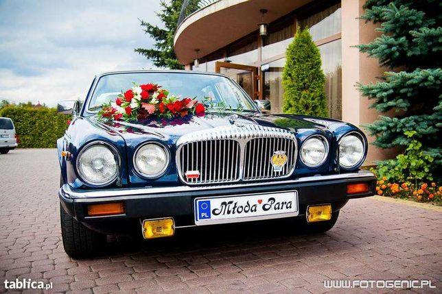 Jaguar/Daimler XJ12 - Królowej Elżbiety II-przystępna cena, solidnie