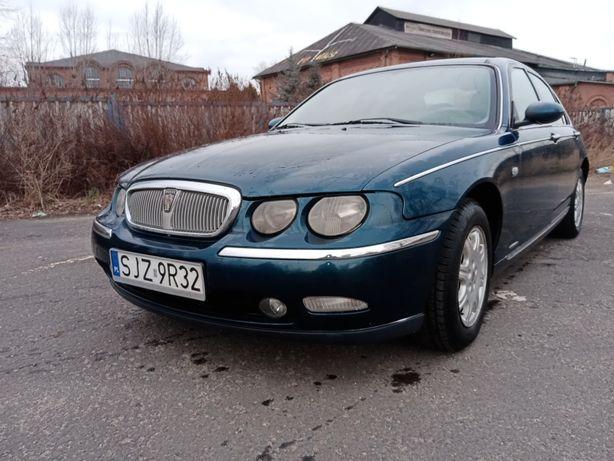 Rover 75 2.0 cdt spala 6/100km sprawny do jazdy xsenony